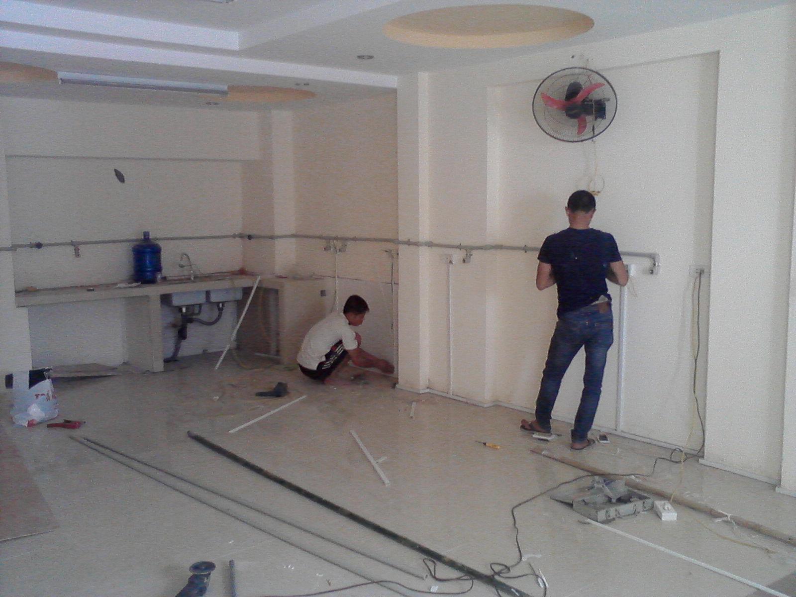 Thợ sửa chữa điện nước tại quận long biên 0943888817