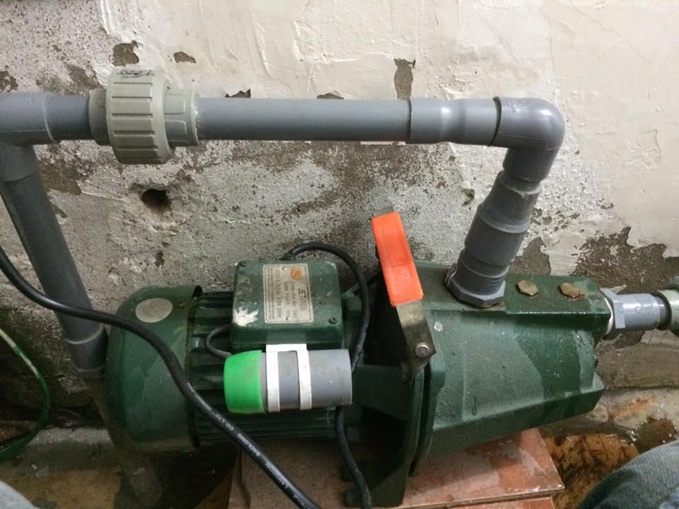 Sửa chữa máy bơm nước tại quận hoàng mai giá rẻ 0974222023