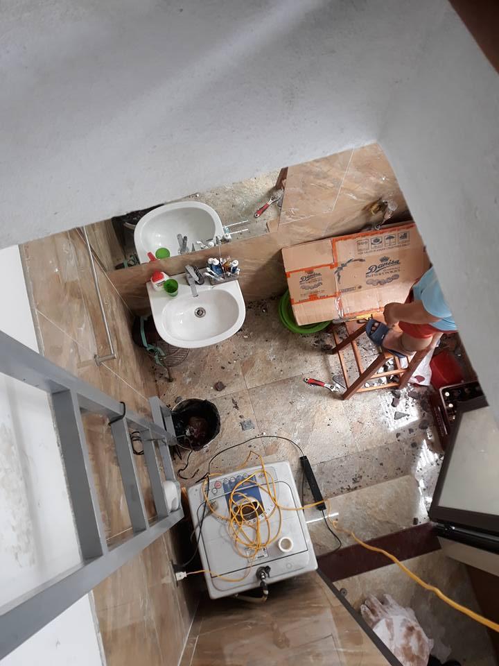 Sửa chữa điện nước tại Triều Khúc HOTLINE:0974222023