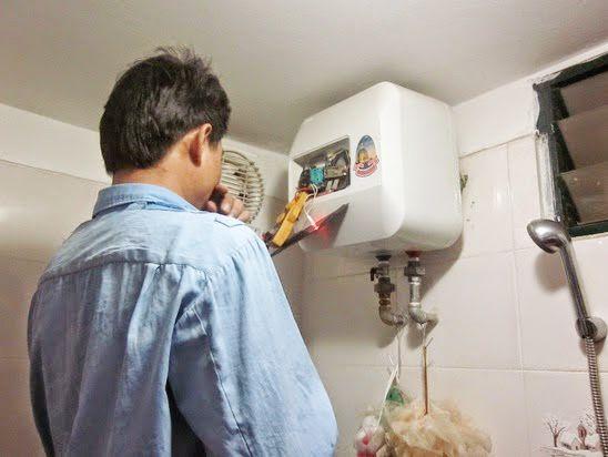 Sửa chữa bình nóng lạnh tại Cổ Nhuế giá rẻ 0974222023