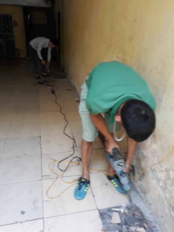 Chống thấm dột tại Nguyễn Hoàng Tôn triệt để 0974222023