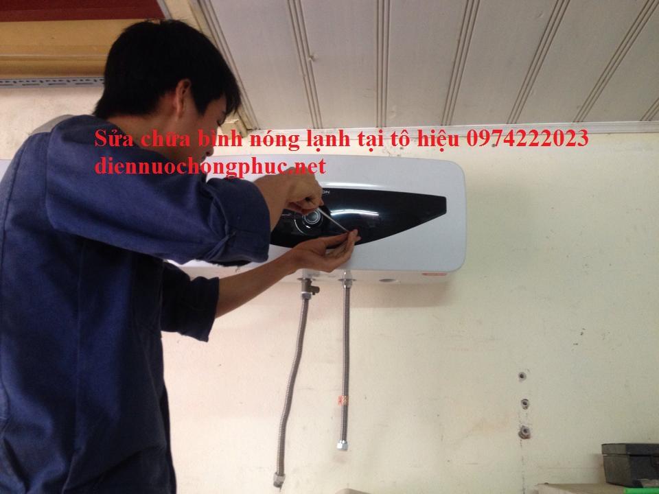 Sửa chữa bình nóng lạnh tại Tô Hiệu giá rẻ nhất 0974222023