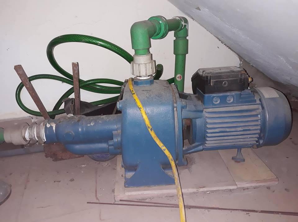 Sửa chữa máy bơm nước tại Nhổn giá rẻ nhất 0943888817