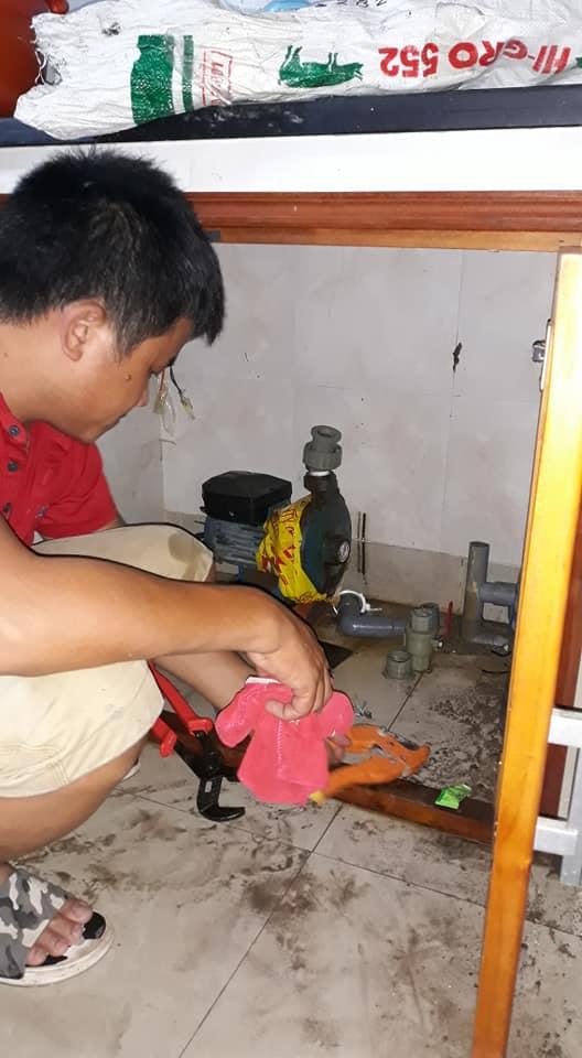 Sửa chữa điện nước tại xã La Phù rẻ nhất 094 388 8817