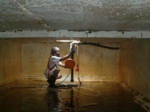 Thau Rửa bể nước ngầm tại Hoài Đức rẻ nhất 094 388 8817