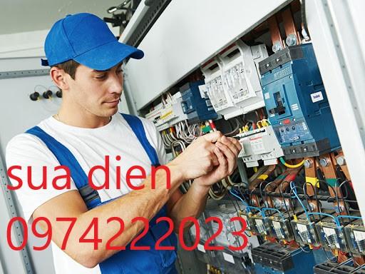 Sửa chữa điện chập cháy tại quận Bắc Từ Liêm rẻ nhất 094 388 8817
