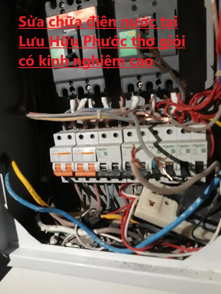 Sửa chữa điện nước tại Bùi Huy Bích HOTLINE: 0974222023