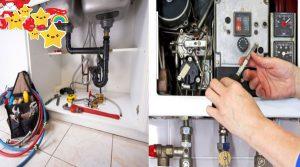 Sửa chữa điện nước tại Royal City