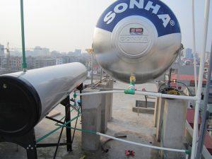 Lắp đặt bồn nước tại Hà Nội