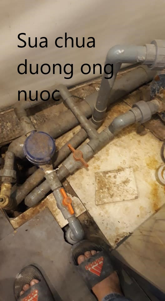 Sửa chữa điện nước tại Nhuệ Giang hotline 097 422 2023