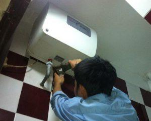 Sửa chữa bình nóng lạnh tại Ngọc Thụy