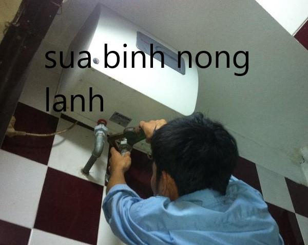 Sửa chữa bình nóng lạnh tại An Khánh
