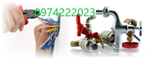 Sửa chữa điện nước tại Cầu Bây 0974222023 GIÁ RẺ