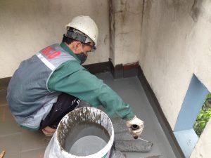 Chống thấm nhà vệ sinh tại thị trấn Xuân Mai