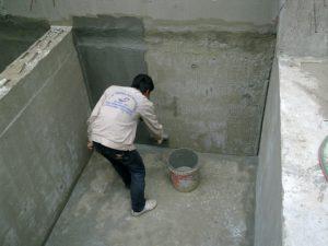 Chống thấm bể nước ngầm tại quận Thanh Xuân