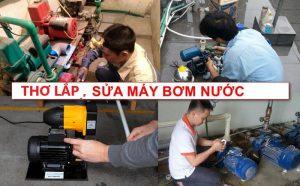 Sửa chữa điện nước tại khu đô thị lideco