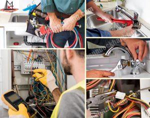Sửa chữa điện nước tại Khu Đô Thị Vimeco II